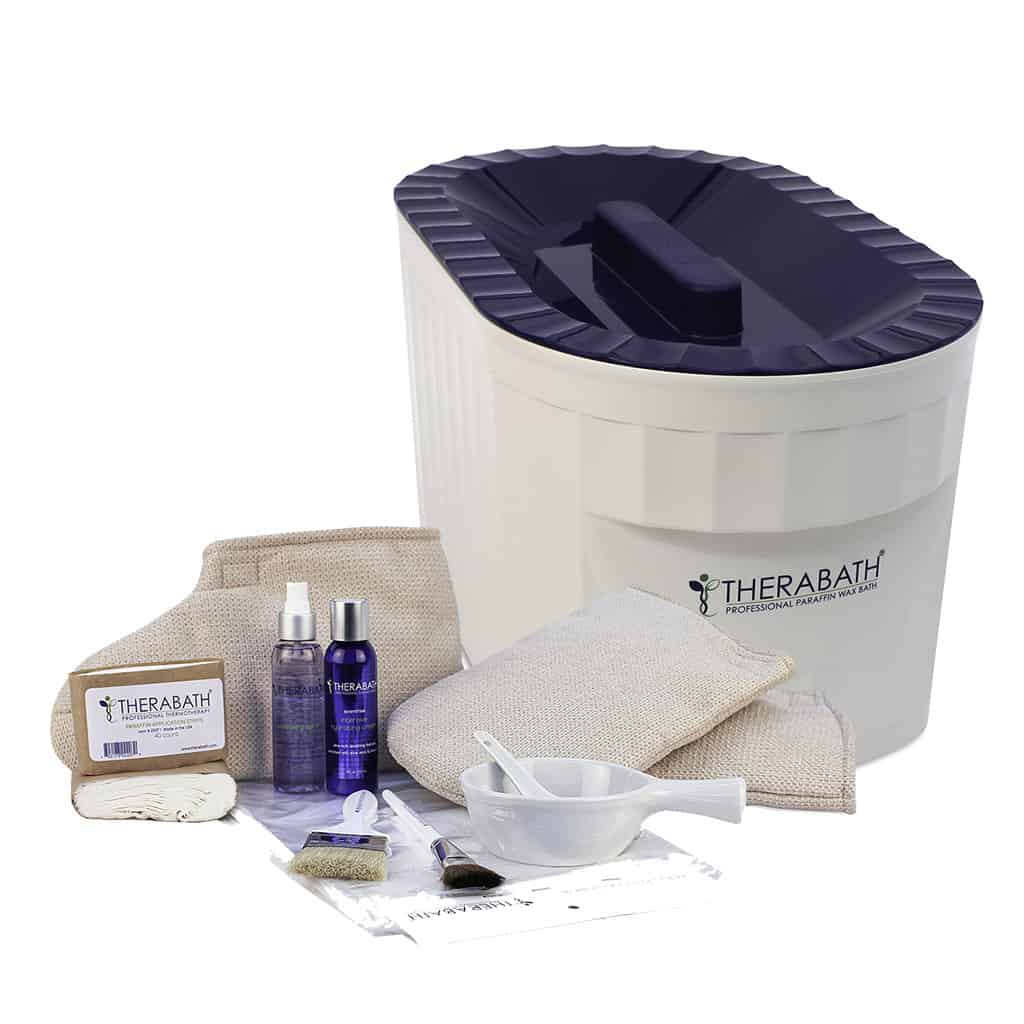 TB6 Paraffin Bath combo kit