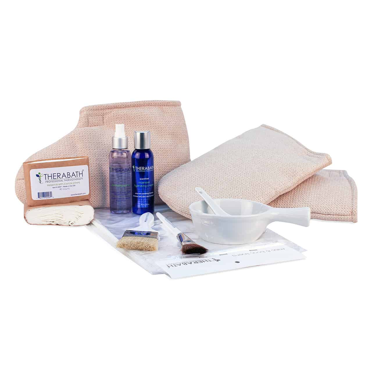 Therabath Super Paraffin Accessory Kit