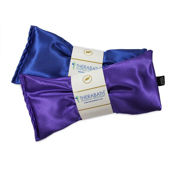 Satin Aromatherapy Eye Pillow by Therabath