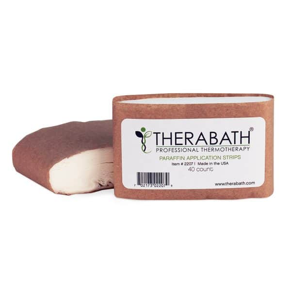 Therabath Paraffin Application Strips