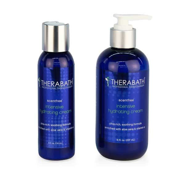 Therabath Intensive Hydrating Cream Sizes