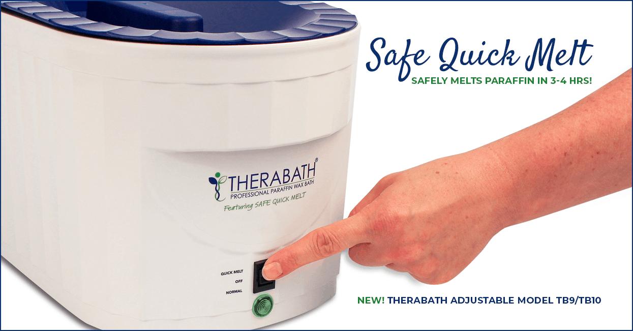 Safe Quick Melt Therabath Model TB9