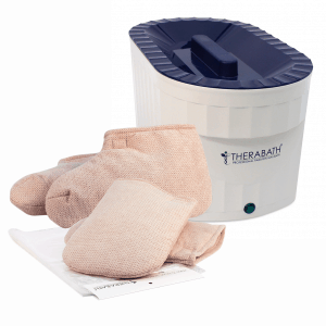 Therabath TB6 with Mitt & Boot Kit Combo Kit