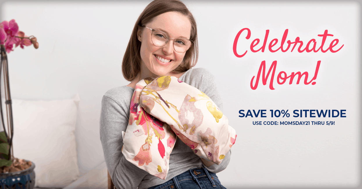 Surprise Mom Save 10% Sitewide Thru 5/10/21